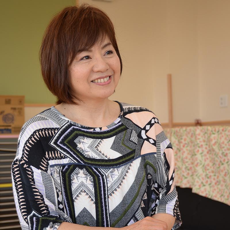 プロフィール写真:椎名容子
