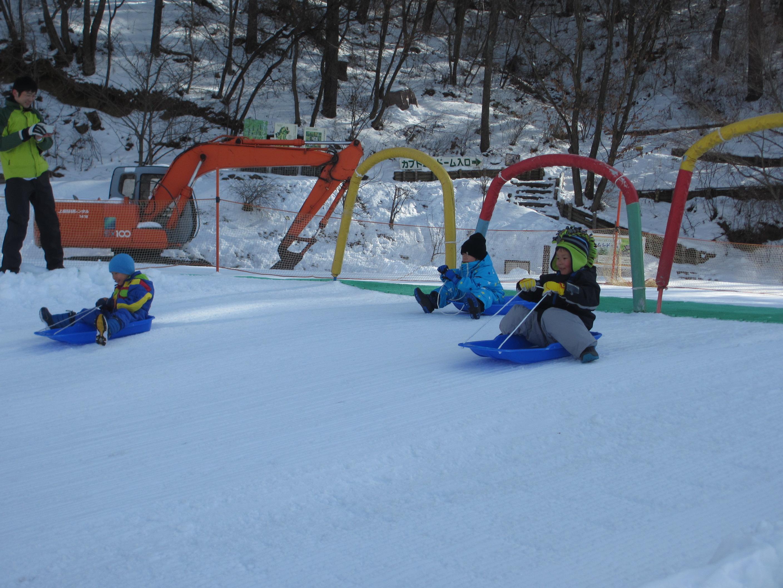 雪遊び 028
